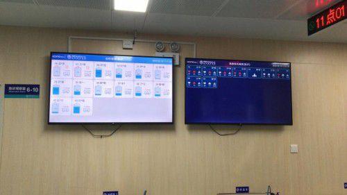 输液监控、生命体征监护监控屏