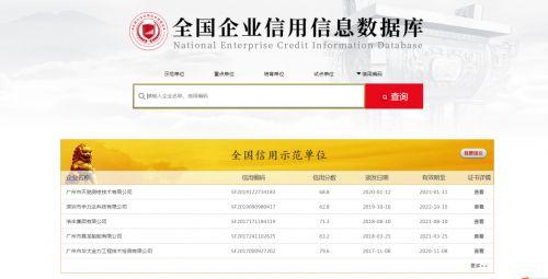 大数据的协助,综合信用信息服务平台在宜春正式上线 图1