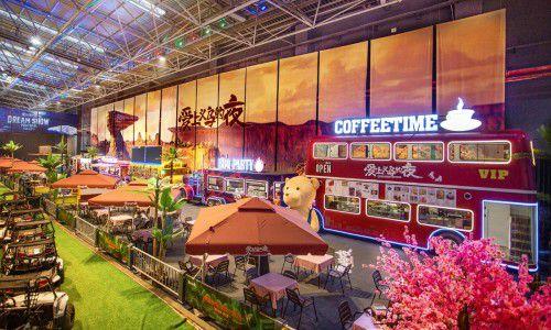 街景梦工厂为义乌一座主题公园打造移动商业场景