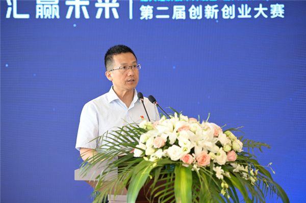 嘉兴经济技术开发区、嘉兴国际商务区党工委委员、管委会副主任张志华