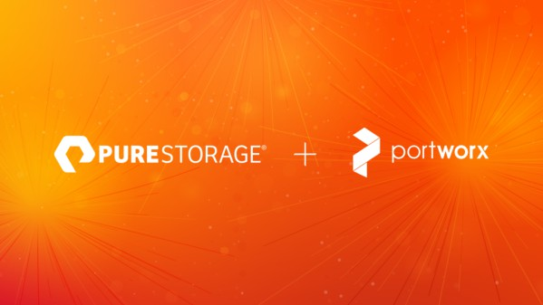 Pure Storage宣布收购Portworx 打造业界最完整的云原生应用程序Kubernetes数据服务平台