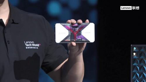 联想拯救者电竞手机Pro至尊透明色首发 图4
