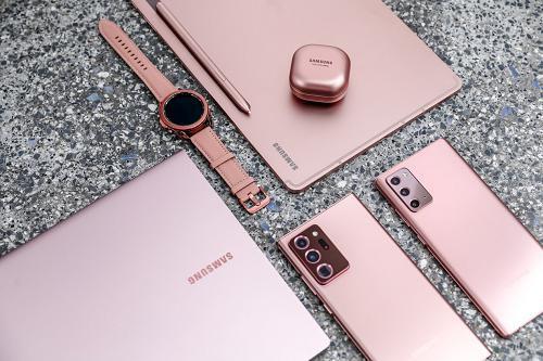 三星Galaxy Note20系列生态组合让梦想照进现实 图1