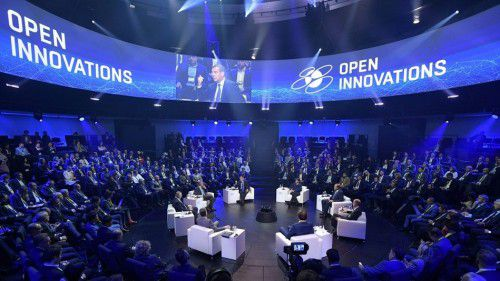 """俄罗斯年度科技创业盛会""""开放式创新""""论坛即将免费在线举行"""