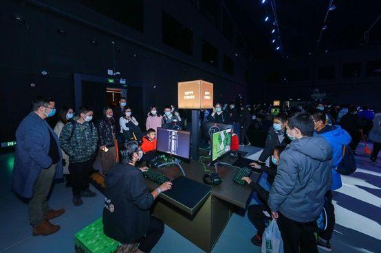 冠捷科技集团携艾德蒙科技出席创智电竞论坛暨创智电竞大赛 图11