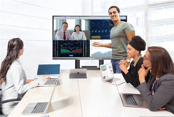 高效协同!AOC智能会议平板打造一体化会议云平台 图7