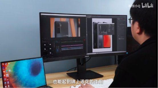 打工人进阶利器:显示器自带丰富接口,高效扩展不再难! 图11