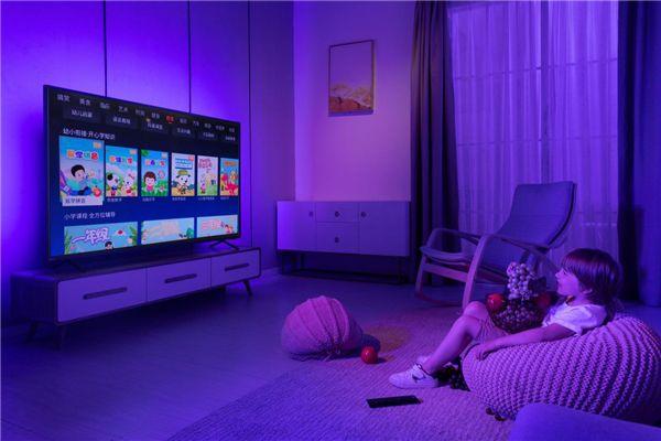 寒假宅家,飞利浦环景光8500系列电视让孩子健康畅享动画 图4