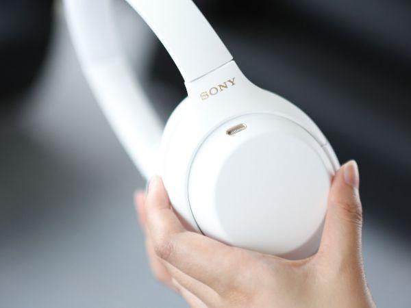 告白520 索尼WH-1000XM4头戴降噪耳机静谧白限量版心动发布 图2