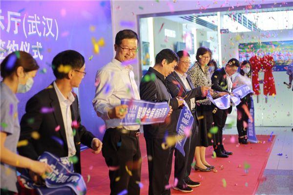 冠捷全屏(武汉)展示厅正式启用,全面展示解决方案及创新发展成果 图7