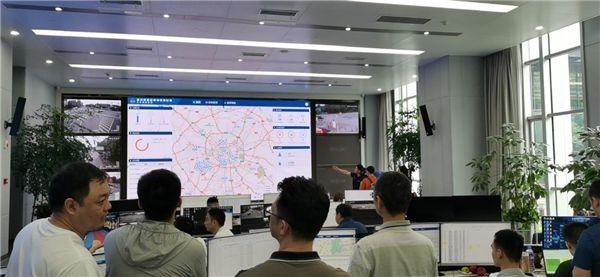 护航邀请赛,展望大运会 千方科技TOCC大型活动交通运输智慧化保障平台完成首秀 图3