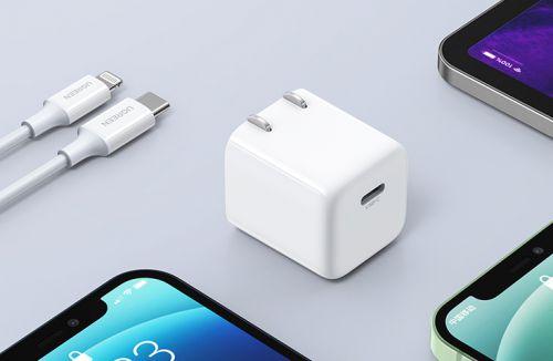 4倍输出!绿联折叠款小金刚20W快充,成爆款iPhone充电器 图6