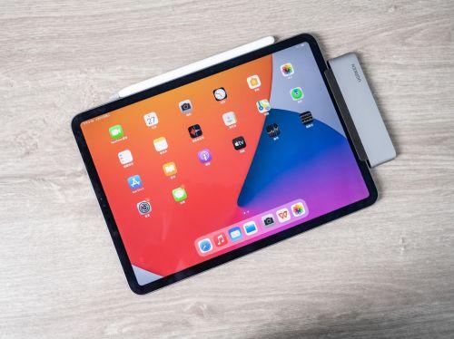 这才是iPad Pro第二好用的配件:一口变多口,还能外接显示器 图1