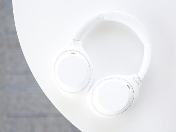 告白520 索尼WH-1000XM4头戴降噪耳机静谧白限量版心动发布 图4