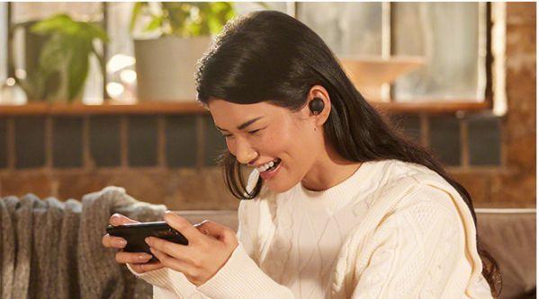 戴上索尼真无线降噪耳机WF-1000XM4,一起重回校园,感受跳跃的青春音符! 图6