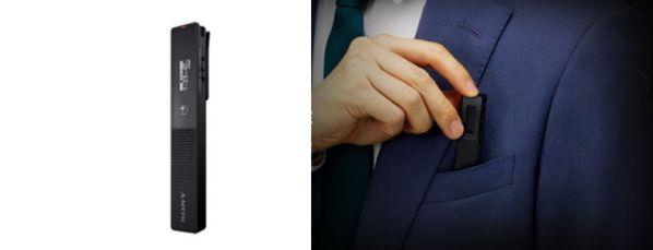 索尼随身数码录音棒新品ICD-TX660