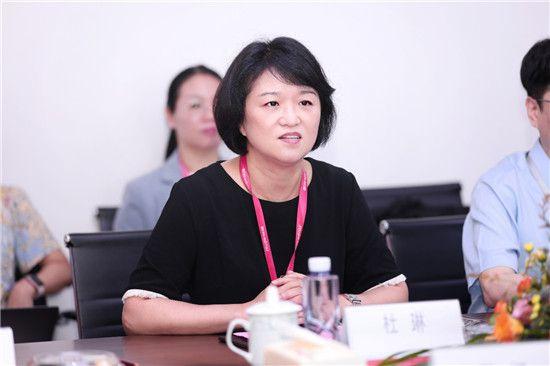 锐捷网络总经理助理杜琳女士