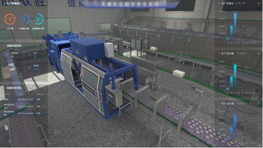 """破局中小企业数字化难题 卡奥斯为天惠乳业创造""""数字生产力"""" 图2"""