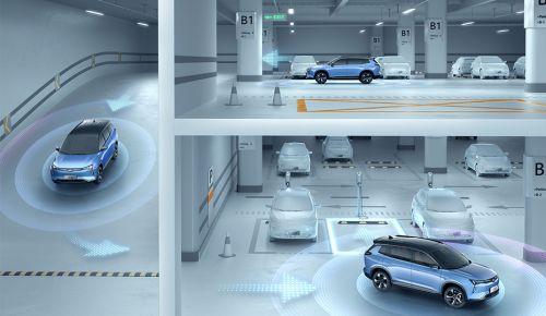 汽车智能化展现自动驾驶实力,百度AVP自主代客泊车或将成新车标配 图1