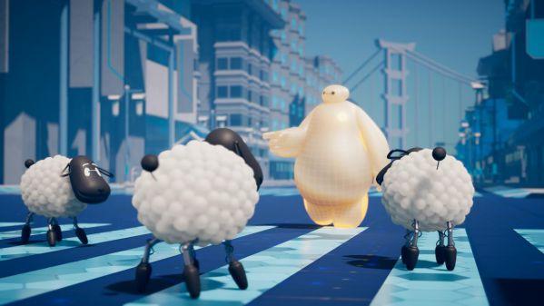 Unity动画技术制作——Unity官方与迪士尼联合制作动画短片《大白的梦》