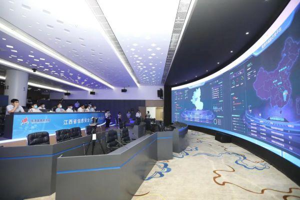 绿盟科技江西运营基地@鹰潭,安全运营赋能智慧城市每一环 图8