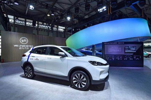 汽车智能化展现自动驾驶实力,百度AVP自主代客泊车或将成新车标配 图3