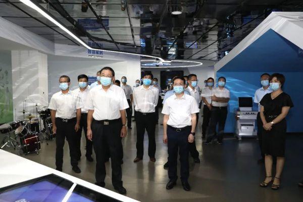 绿盟科技江西运营基地@鹰潭,安全运营赋能智慧城市每一环 图6