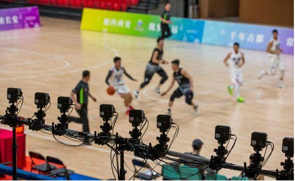 """""""5G+VR""""走进赛场 天翼云创新十四运会智慧观赛模式 图1"""