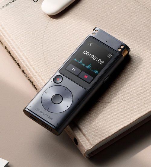 固本革新 讯飞智能录音笔SR302 Pro做到了