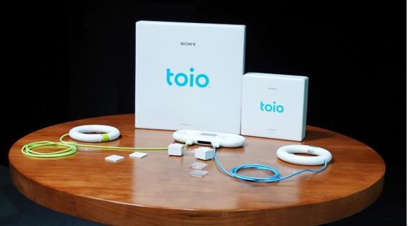 以创新思维实现寓教于乐:toio™背后的设计巧思